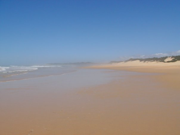 And this beach is un-rivalled and we are lucky enough to call it home - Kleinemonde, Eastern Cape, South Africa