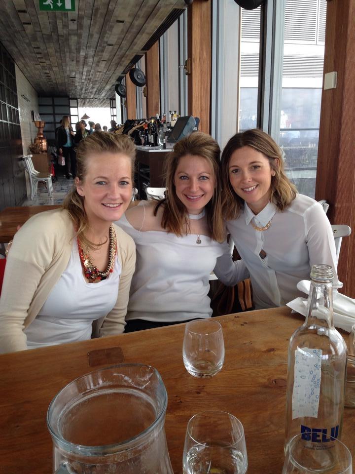 Katie, Emma, Me