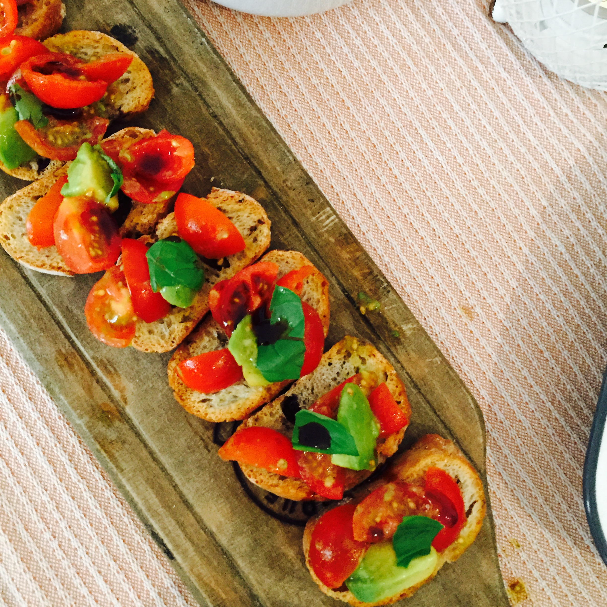 Canapes for Some canape picks